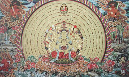 Buddhist Painting